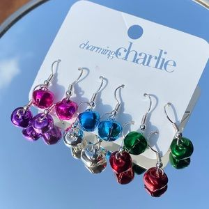 Charming Charlie Holiday Earrings